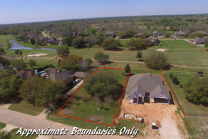 Weston Lakes Lot on the Golf Course – 4111 Wentworth
