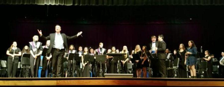 Fulshear High School Band Students Go To Region….