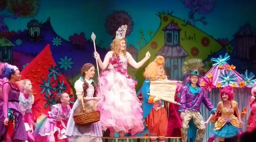 Fulshear High School Presents…. Wizard Of Oz